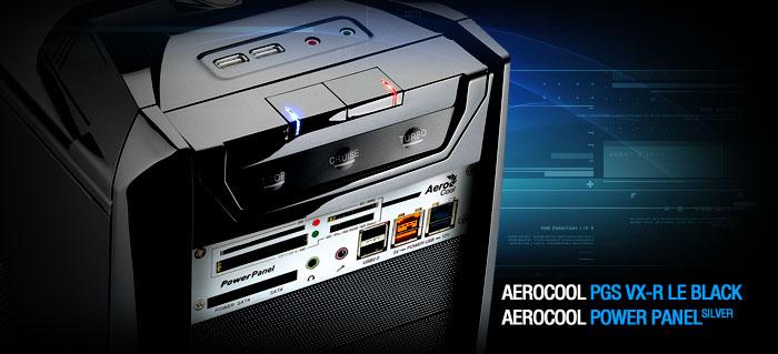 Акция AeroCool VX-R Battle и FP-01 в магазине ЗОНА51