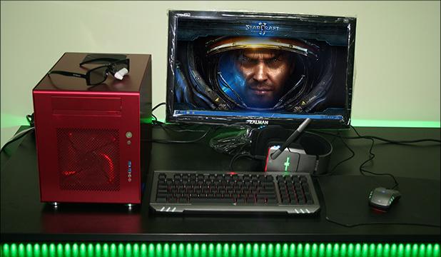 Девайсы Razer StarCraft II в магазине ЗОНА51