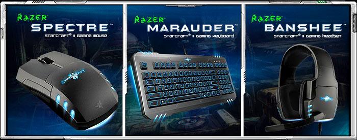 Razer StarCraft II