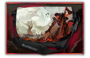 Dragon Age II Razer Messenger Bag