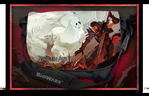 Dragon Age II Razer Messenger Bag