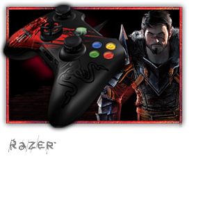 Dragon Age II Razer Onza Tournament Edition