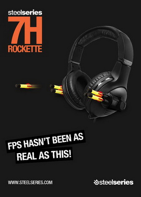SteelSeries 7H Rockette