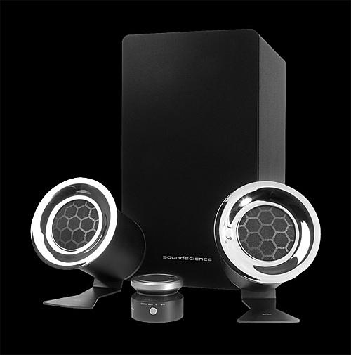 SoundScience Rockus 3D 2.1