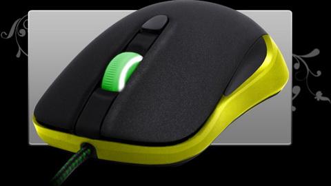 SteelSeries новая мышка. Дизайн 2