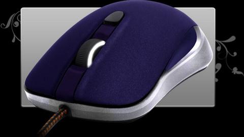 SteelSeries новая мышка. Дизайн 3