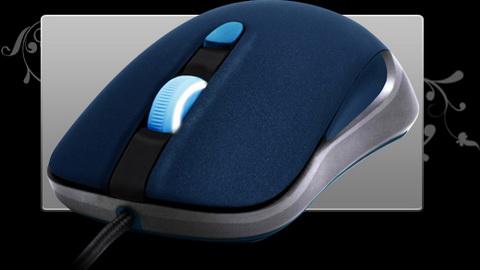 SteelSeries новая мышка. Дизайн 5