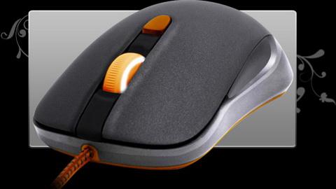 SteelSeries новая мышка. Дизайн 6