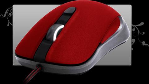 SteelSeries новая мышка. Дизайн 8
