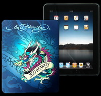 Ed Hardy Dragon iPad Hard Case