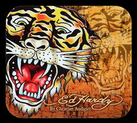 Ed Hardy Tiger Mouse Pad