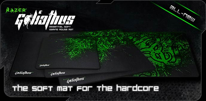 Razer Goliathus - All New