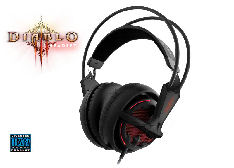 Гарнитура SteelSeries Diablo III