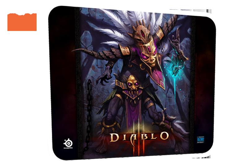 Коврик для мышки SteelSeries Diablo III