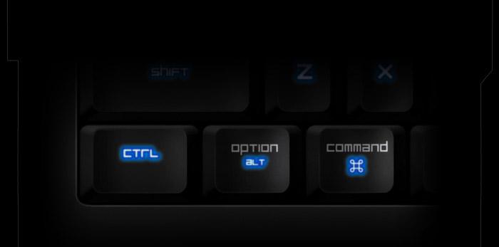 Razer клавиатуры для Mac