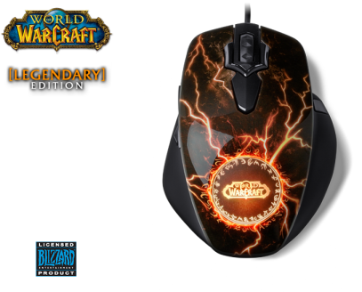 SteelSeries World of Warcraft MMO: Legendary Edition