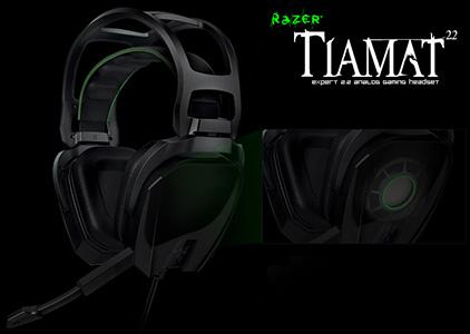 Razer Tiamat 2.2 - невероятные ощущения от звучания!