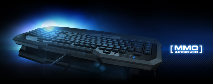 Roccat Isku MMO approved