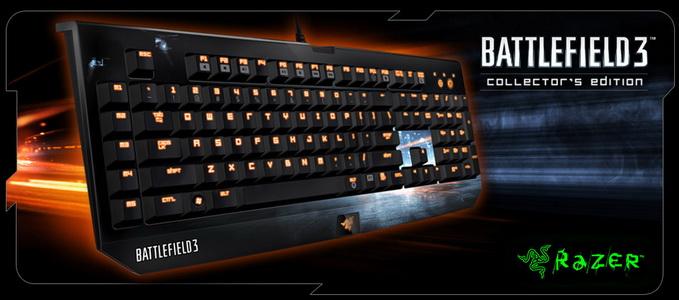 Купи Battlefield 3 и выиграй комплект от Razer!