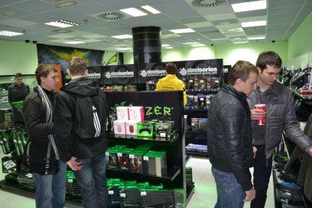 CyberFest 2011. Репортаж от GameWay