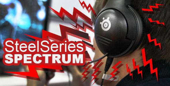 Обзор SteelSeries Spectrum от Keddr.com