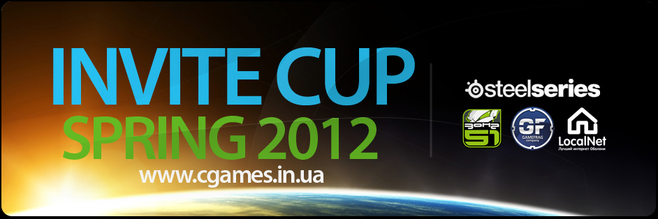 CGames Invite Cup Spring 2012