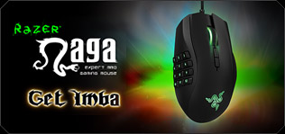 Razer представляет обновленную модель Naga