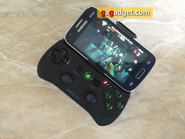 Обзор мобильного геймпада SpeedLink Myon
