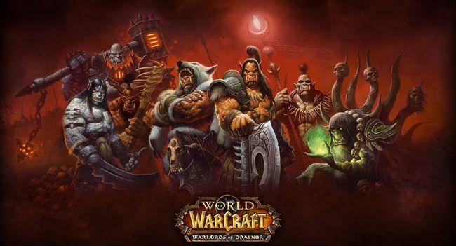 Предварительный обзор World of Warcraft: Warlords of Draenor