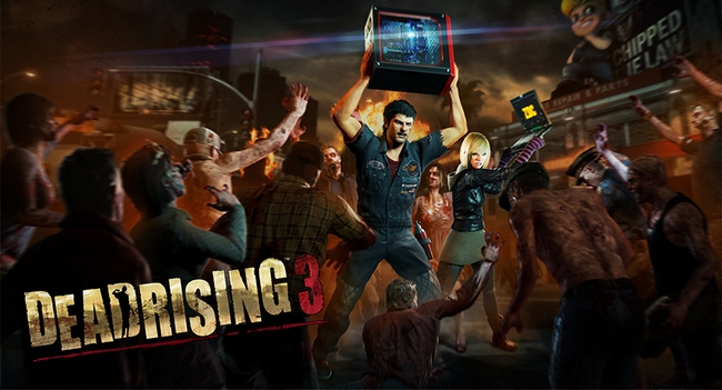 Dead Rising 3 Apocalypse Edition: танцующий с зомби