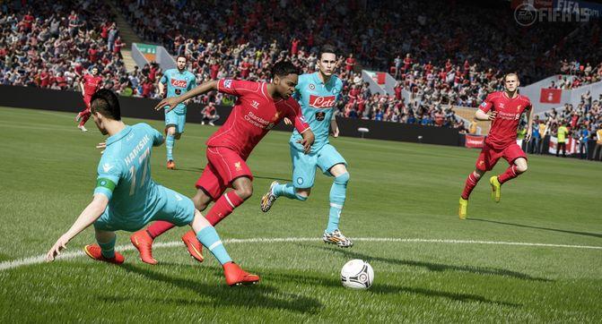 Обзор игры FIFA 15: nextgen-футбол теперь и на ПК
