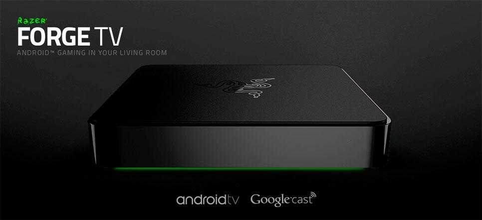 Razer Forge TV объединяет Android и PC