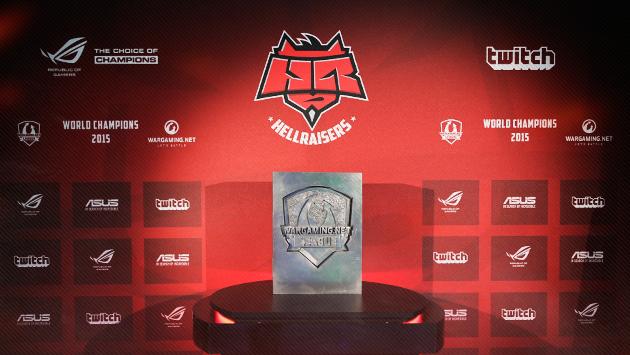 Чемпионский монолит WGL явится публике в Киеве