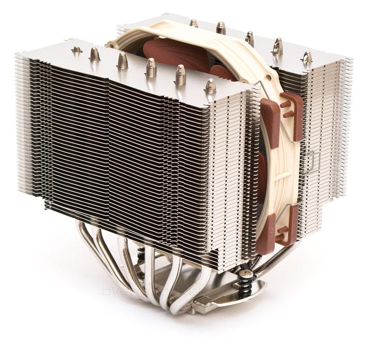 Обзор процессорного кулера Noctua NH-D15S