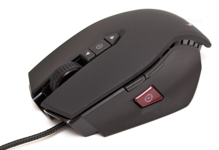 Обзор игровой мыши Corsair Gaming M65 RGB