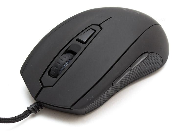 Обзор игровой мыши Mionix Castor и поверхности Sargas L