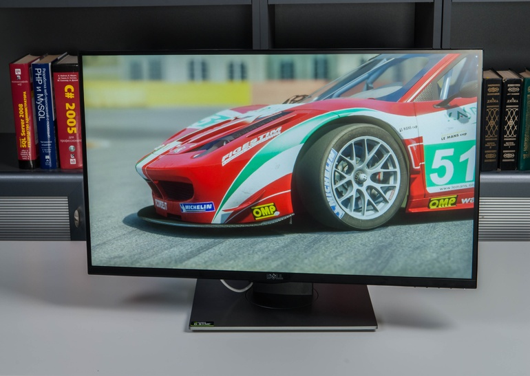 Обзор игрового монитора Dell S2716DG