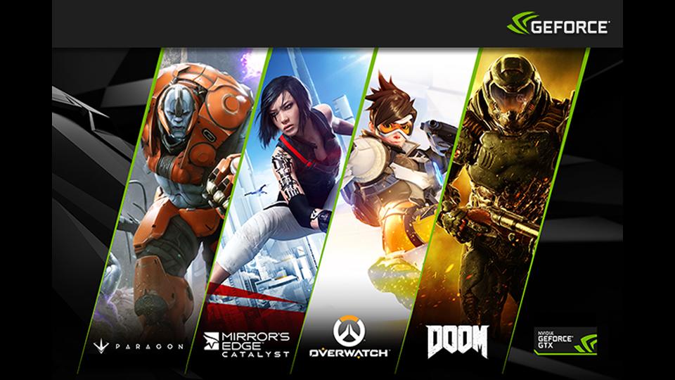 Квантовый скачок для всех и каждого: NVIDIA представляет GeForce GTX 1060!