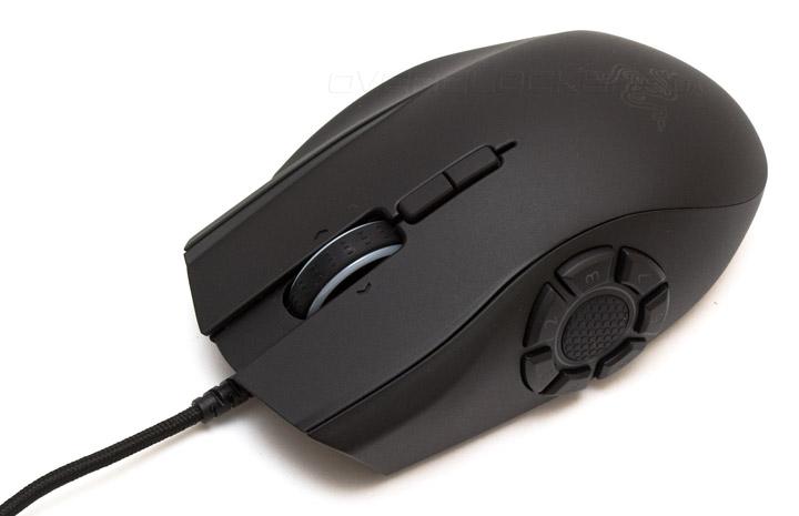 Обзор игровой мыши Razer Naga Hex V2