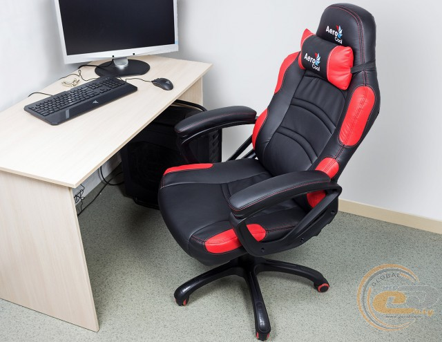 Обзор игрового кресла Aerocool C80 Comfort Gaming Chair: комфорт превыше всего