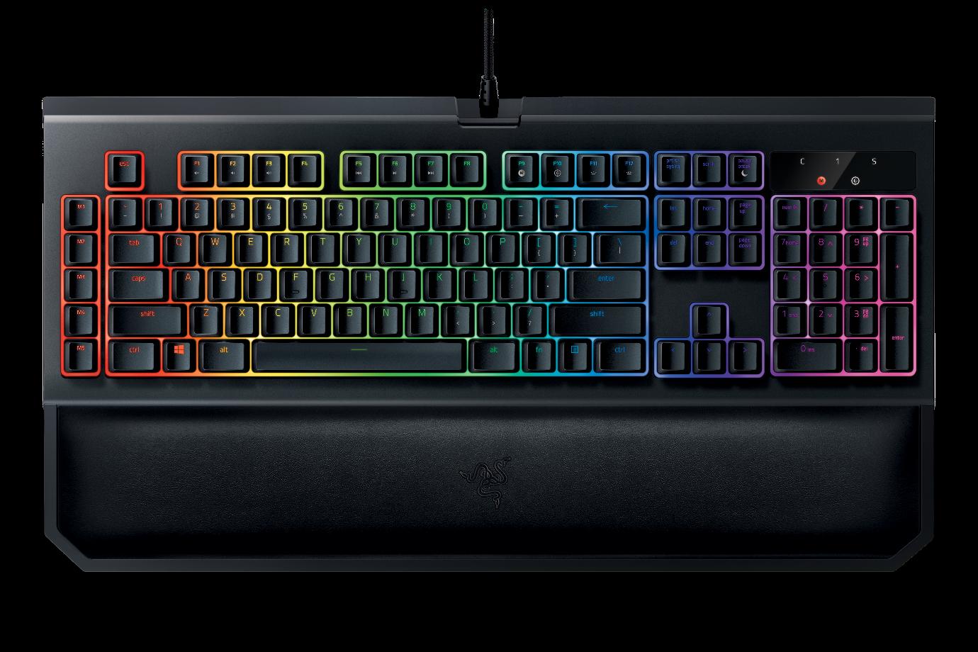 Razer выпускает обновленную версию лучшей в мире механической игровой клавиатуры BlackWidow