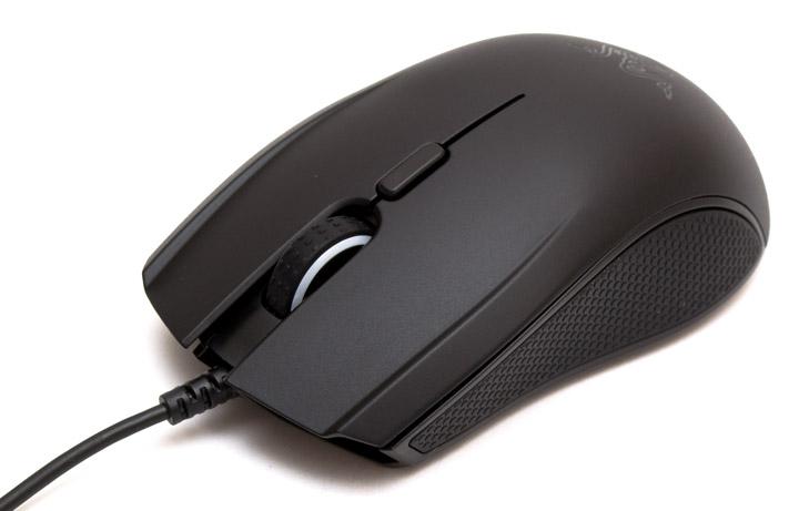 Обзор игровой мыши Razer Abyssus V2