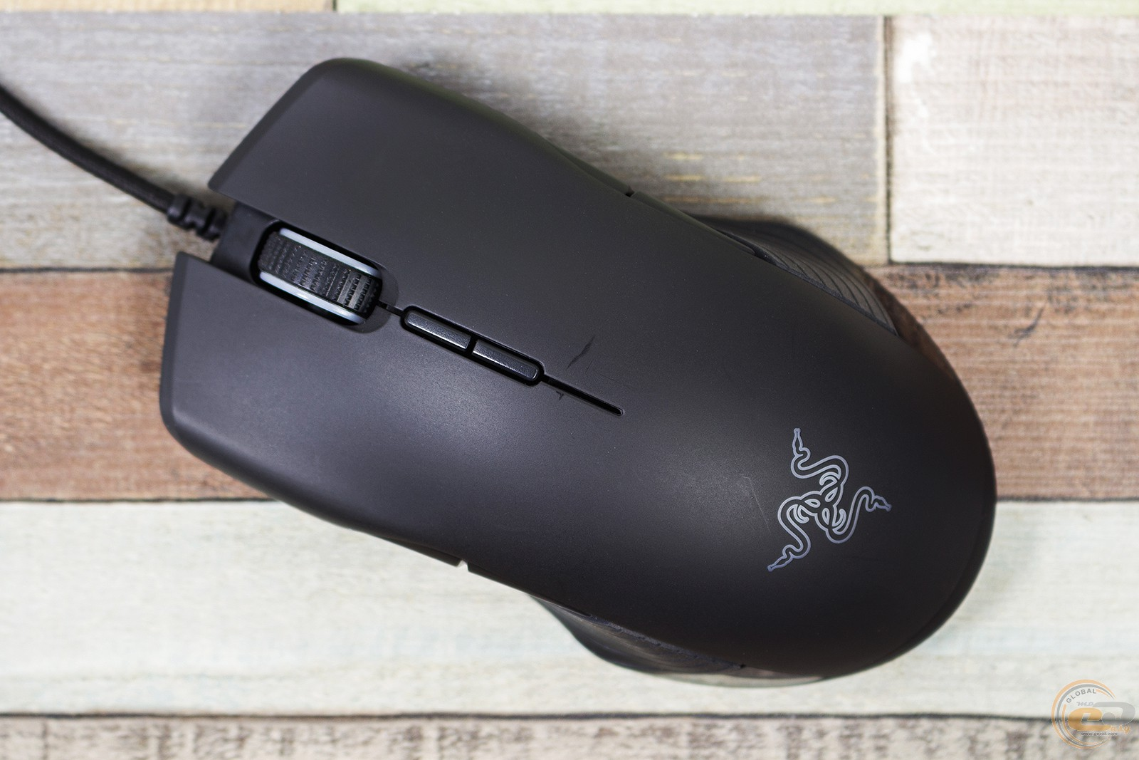 Razer Lancehead Tournament Edition вид сверху 2