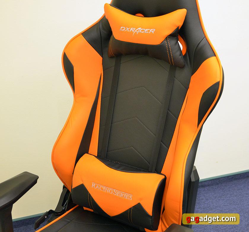 подушки DXRacer
