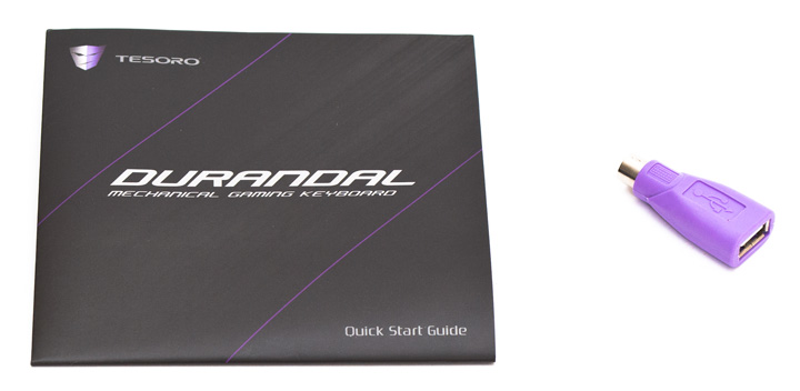 Tesoro Durandal упаковка