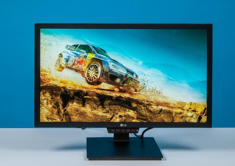 Обзор игрового монитора LG 24GM79G