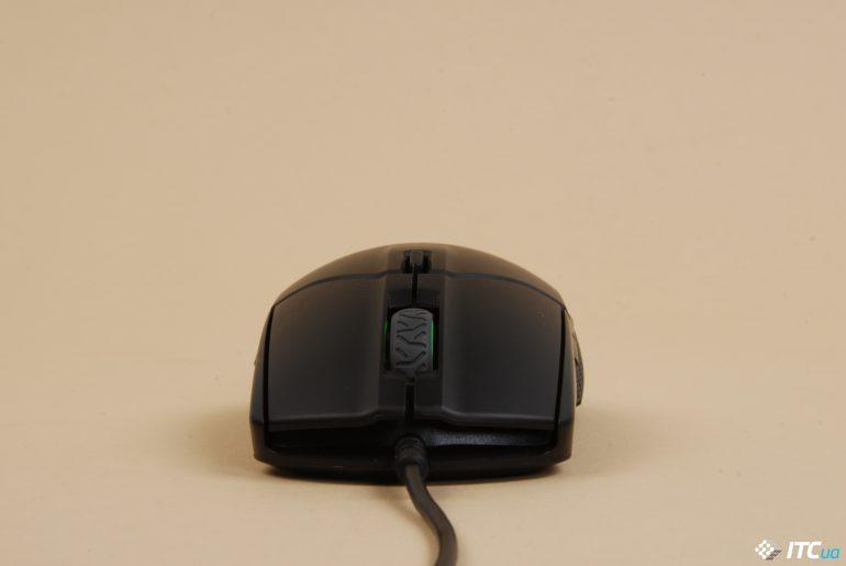 SteelSeries Sensei 310 вид спереди
