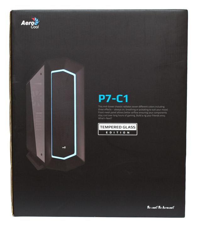 Aerocool P7-C1 упаковка