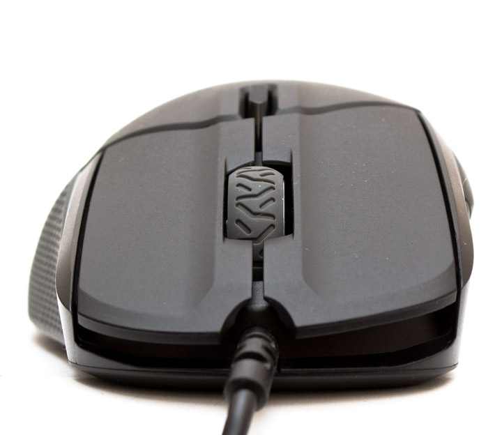 SteelSeries Rival 310 вид спереди