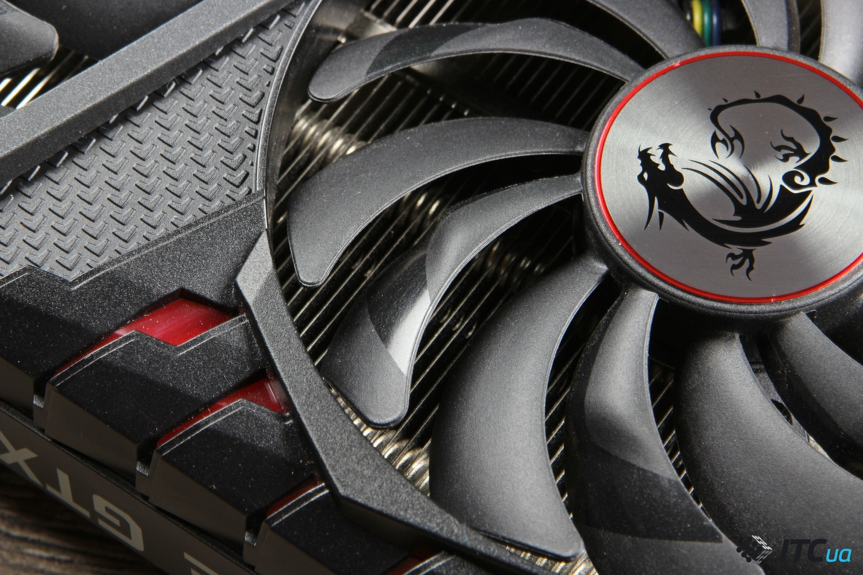 MSI GeForce GTX 1080 Ti вентилятор